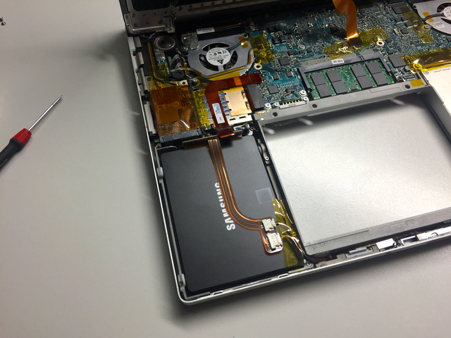 Macbook Pro Early 2008 mit SSD